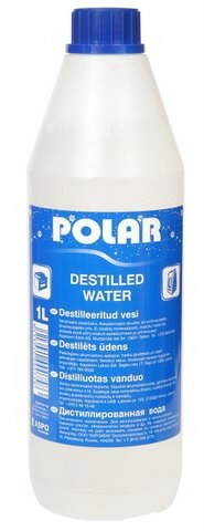 Polar Distilled Water_1L