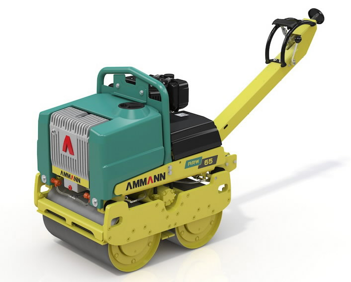 ARW 65 Walk Behind Roller 3D-R
