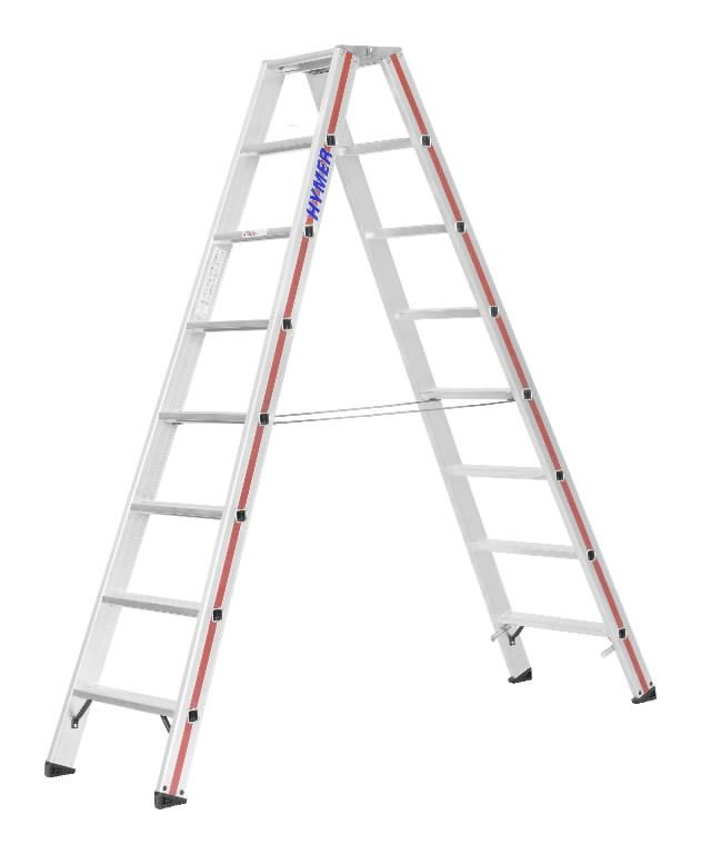 Treppredel 2x8 astet 1,38m 8024, Hymer