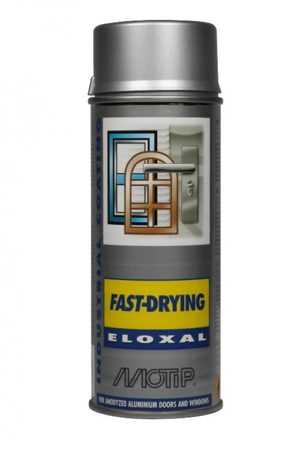 Eloxalspray Silver 400 ml, Motip