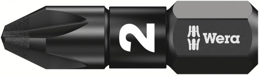 Otsak 1/4´´ 855/1 IMP DC Impaktor, PZ 2x25, Wera