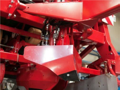 Kartulipanemismasin  GB 215, Grimme