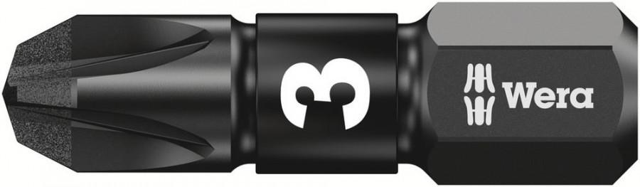 Otsak 1/4´´ 855/1 IMP DC Impaktor, PZ 3x25, Wera