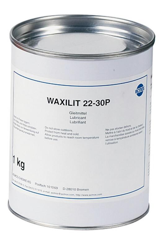 Lubrikaator WAXILIT 22-30P (pasta) 1kg, Acmos