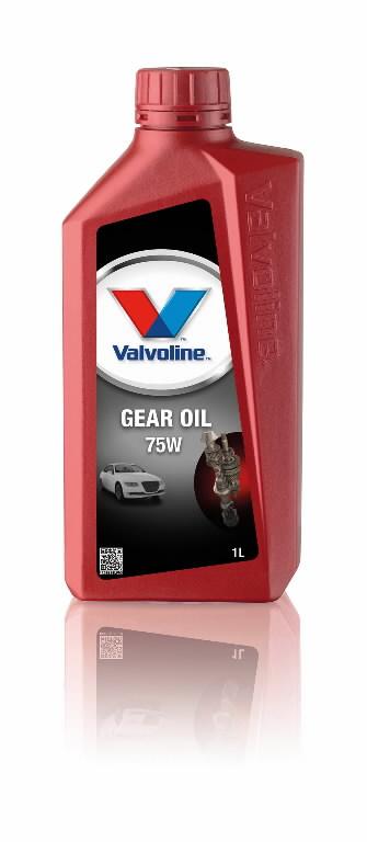 Transmissiooniõli VALVOLINE GEAR OIL 75W 1L, Valvoline