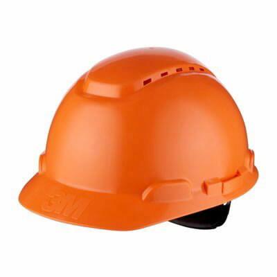 Kaitsekiiver, nupust reguleeritav, ventil. oranz H-700N-OR