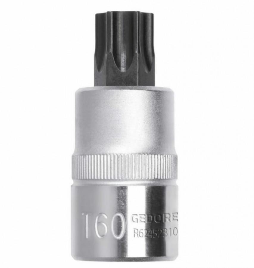 Otsakupadrun TX 1/2´´ T20 l.55mm R62451310, Gedore RED