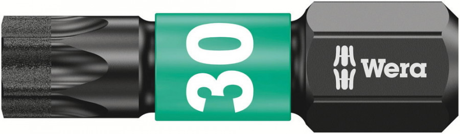 Otsak 1/4´´ 867/1 IMP DC Impaktor TORX TX 30x25, Wera