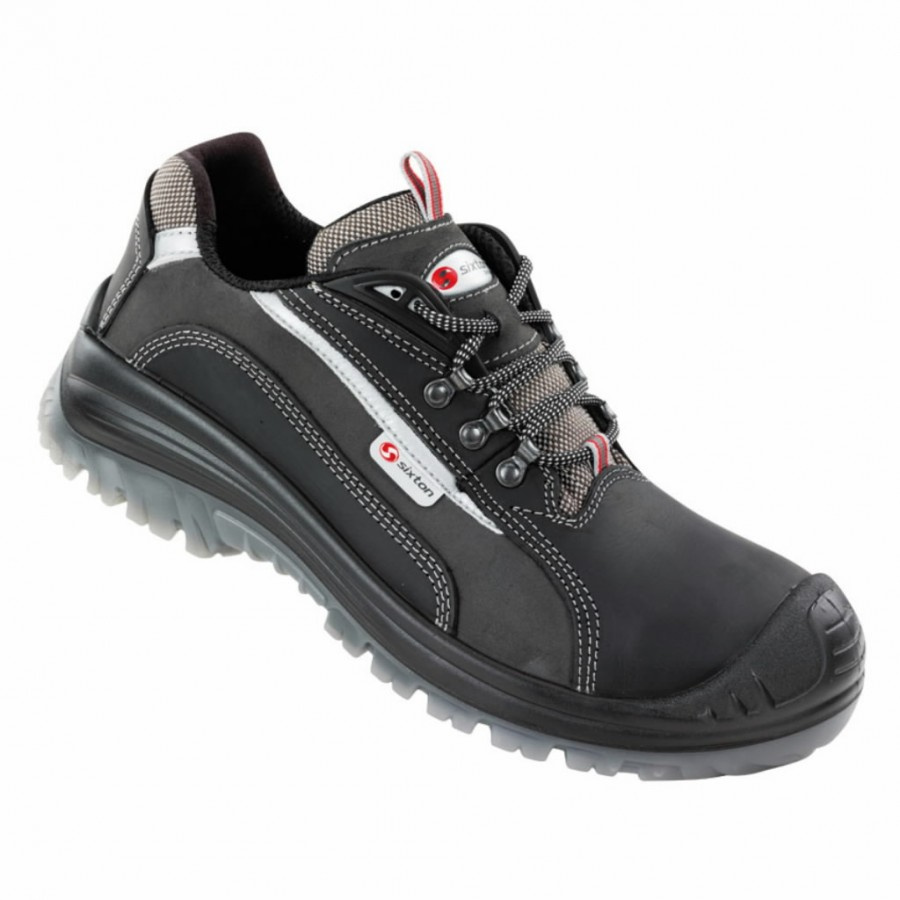Safety shoes  Andalo 00L Endurance, darkgrey, S3 SRC 43, Sixton Peak