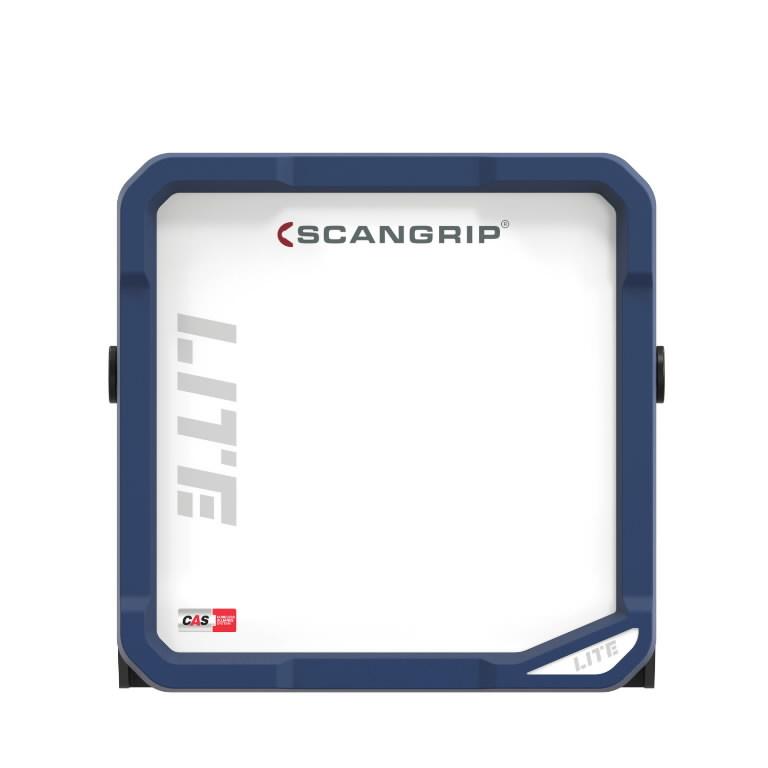 Akuga töövalgusti VEGA LITE, IP54, 4000lm, karkass CAS, Scangrip