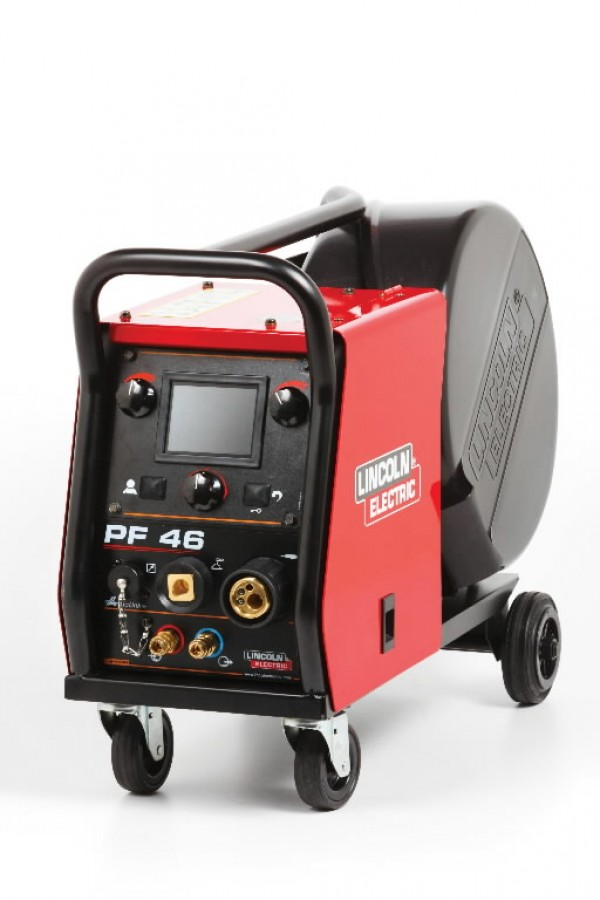Traadi etteandemehhanism PF46 õhk-/vedelikj., Lincoln Electric