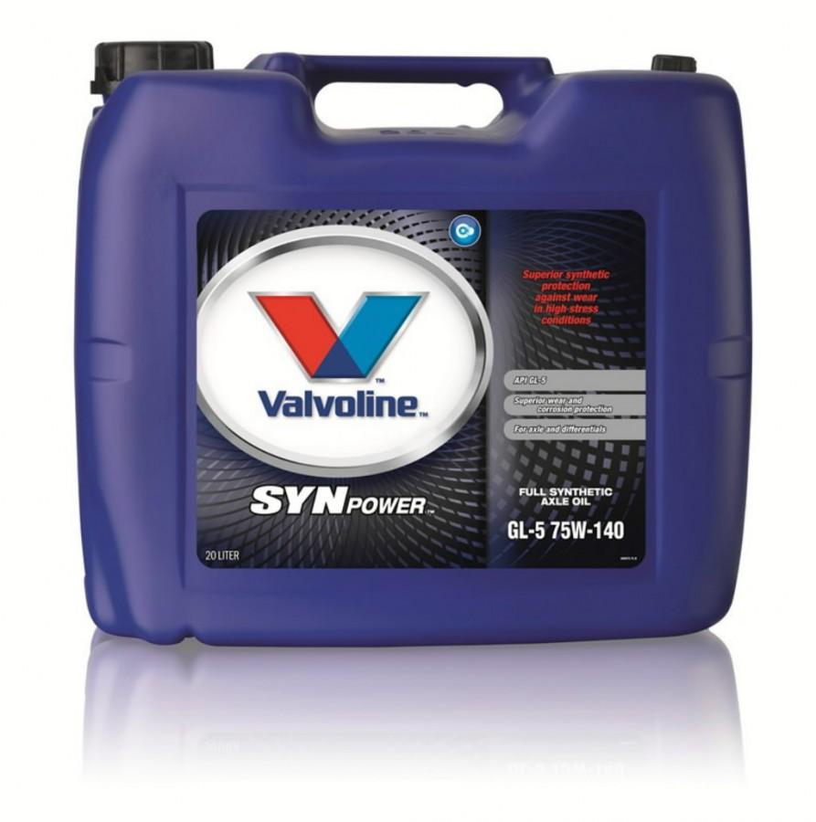SYNPOWER GL-5 75W-140 20L transm.масло, VALVOLINE