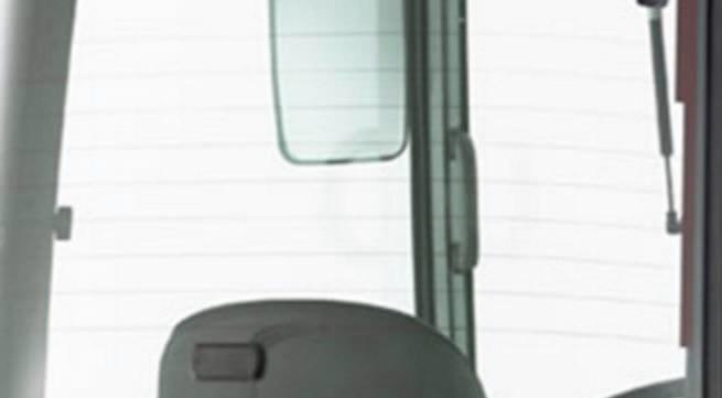 Rear window heater kit for M60 series, Kubota