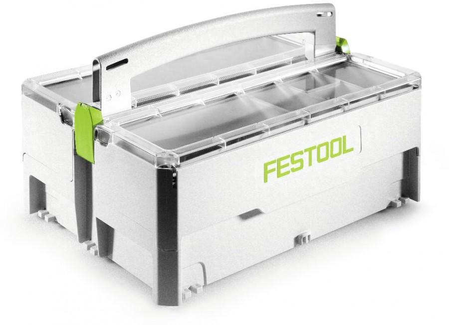 Systainer Sys Tarvikute Kohver 395 X 295 X 23cm Festool Festool