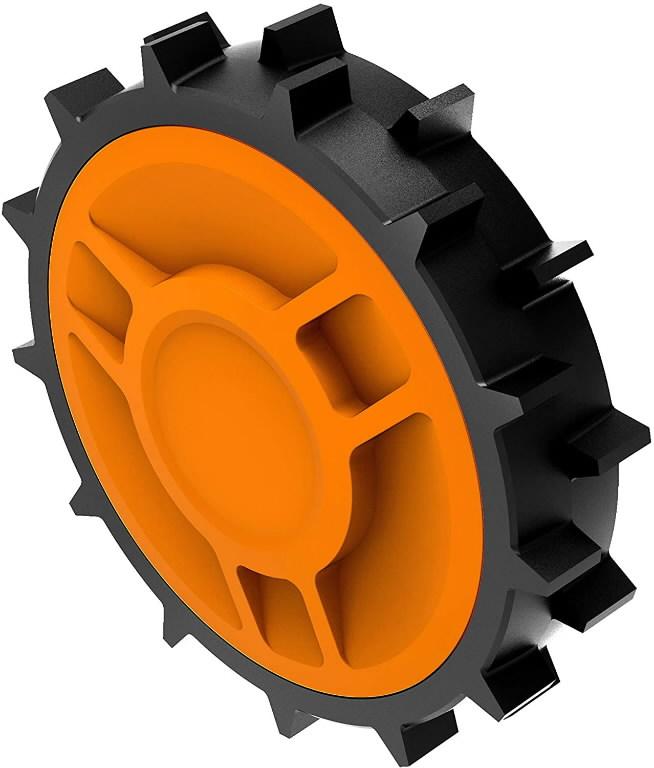 Maastikumustriga rataste komplekt Landroid WA0950, Worx