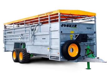 Livestock Trailer  BETIMAX RDS 9000/2, Joskin