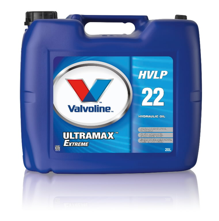 Hüdraulikaõli ULTRAMAX EXTREME HVLP 22 20L, Valvoline