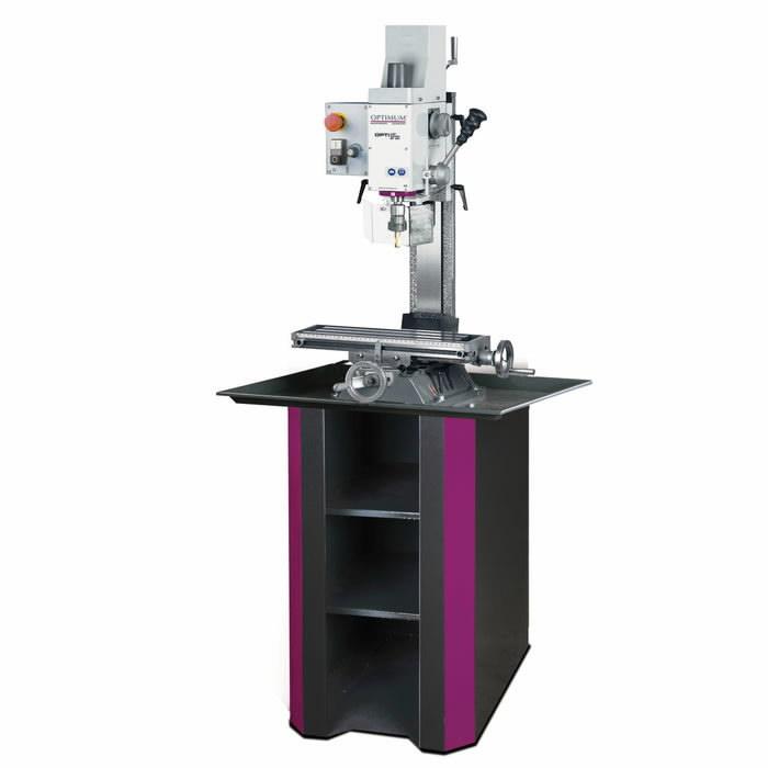 Gręžimo ir frezavimo staklės OPTmill BF 16 Vario