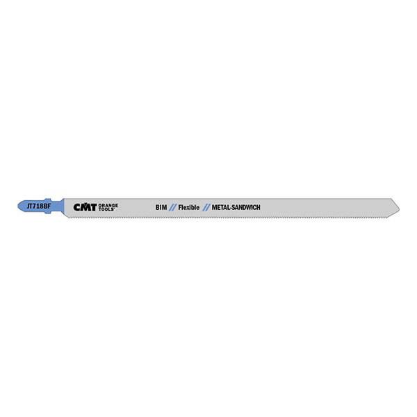 Tikksaeterad metallile 160x1,8mm Z14TPI BIM Co8 3tk pakis, CMT