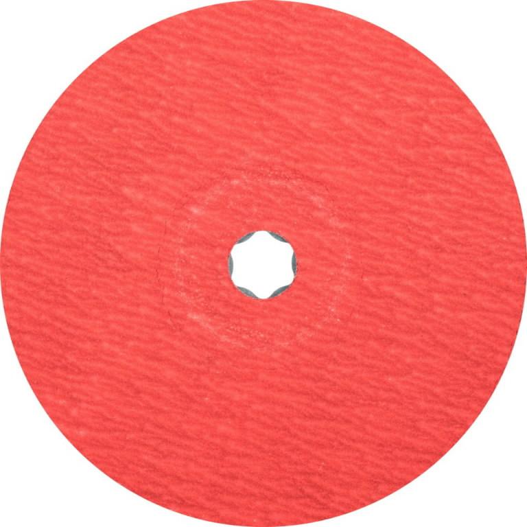 Fibro diskas INOX CC-FS CO-COOL 180mm P80, Pferd