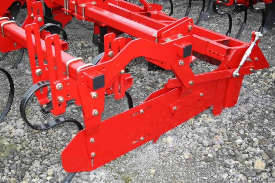 single row shaper GH6, Grimme
