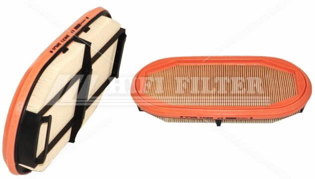 AIR FILTER WILLE 865, Hifi Filter