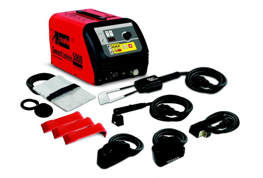 Induktsiooni kuumutussüsteem Smart Inductor 5000 Deluxe, Telwin