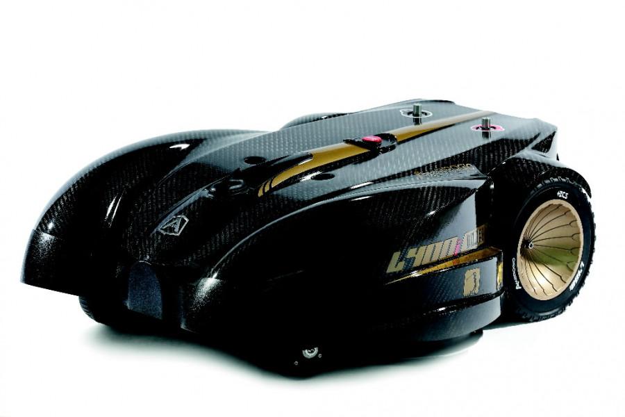 Robotniiduk L450i Deluxe, Ambrogio