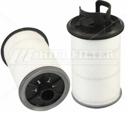 Karterituulutuse filter WILLE 865, Hifi Filter