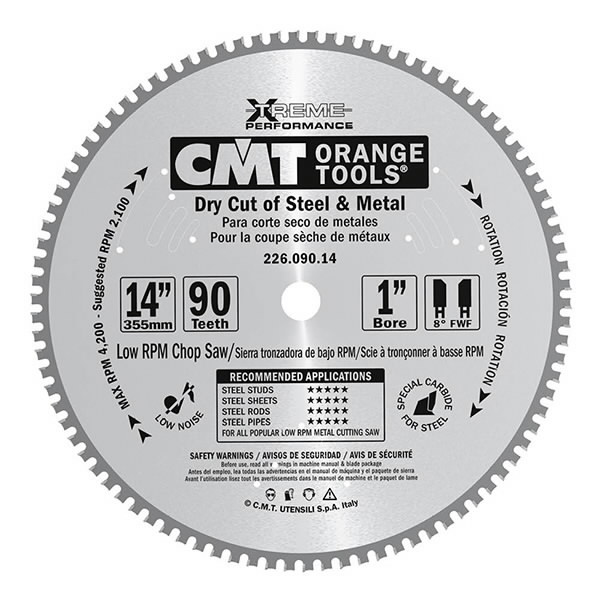 DRY-CUT Metalliterä 136 X20  30 H, CMT