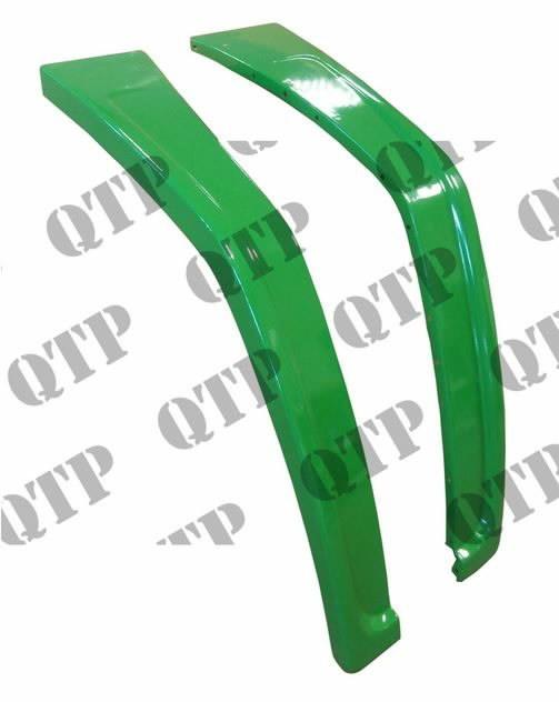 Fender kit metal L77510 + L77511 JD, Quality Tractor Parts Ltd