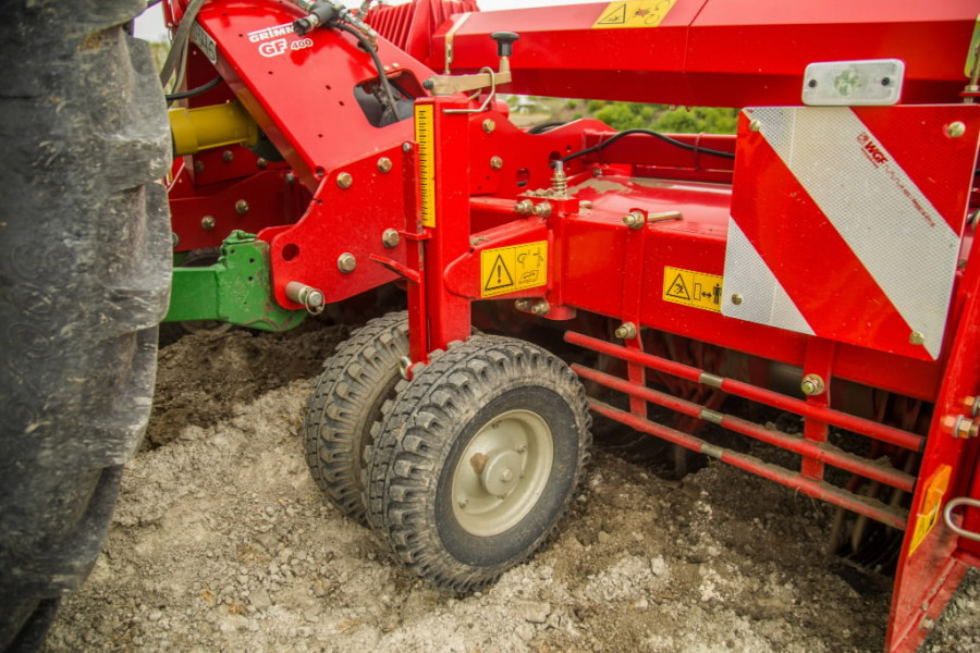 Rotary Hiller  GF 400, Grimme