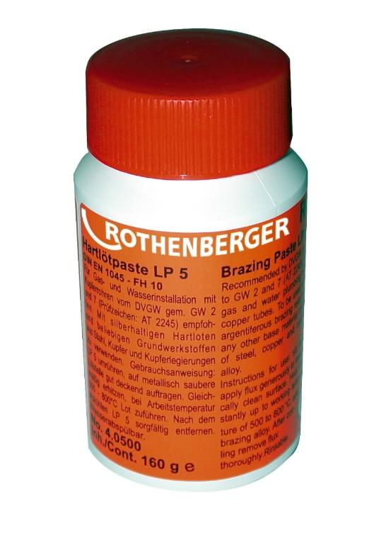 kõvajootepasta LP5 160g, Rothenberger