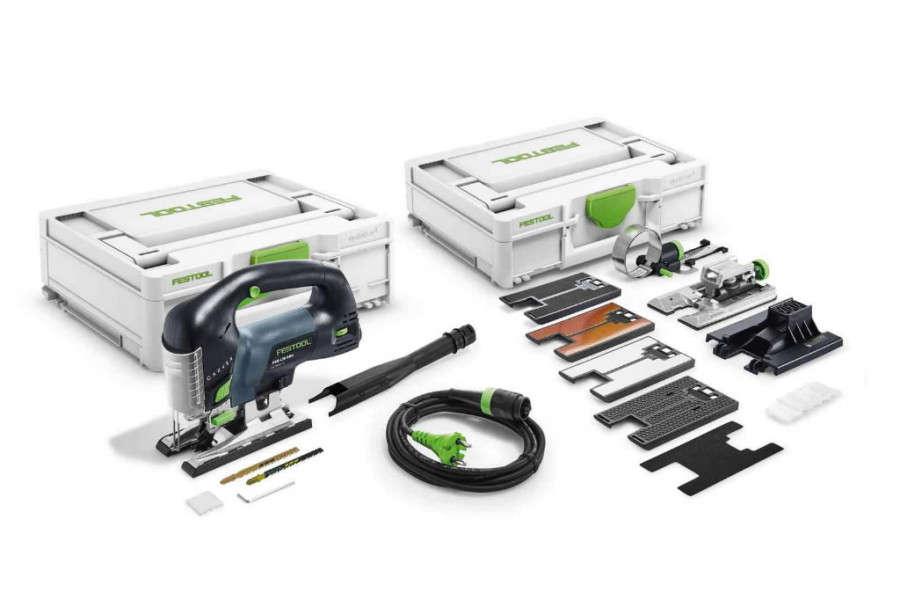 Tikksaag CARVEX PSB 420 EBQ Set, Festool