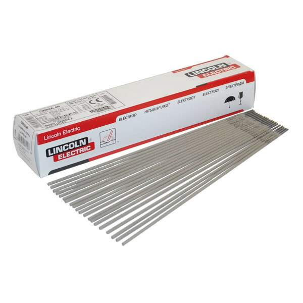 W.electrode Omnia 46 2,5x350mm 2,1kg, Lincoln Electric