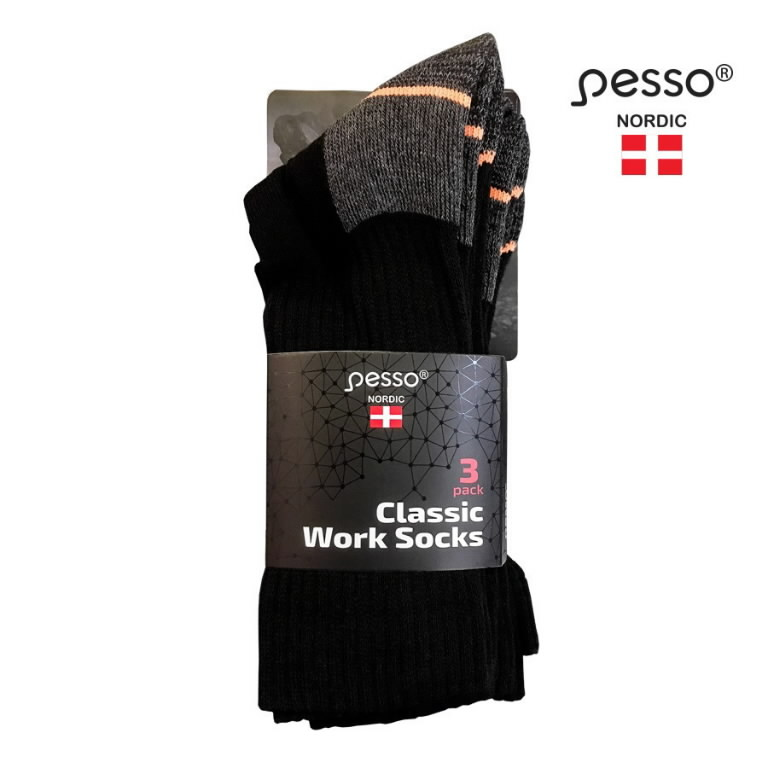 Sokid  Classic Thermo Kocot, 3 paari 39-41, Pesso