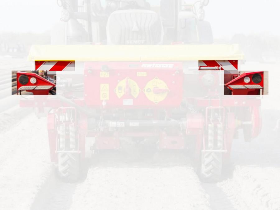 Front fertiliser  FA200, Grimme
