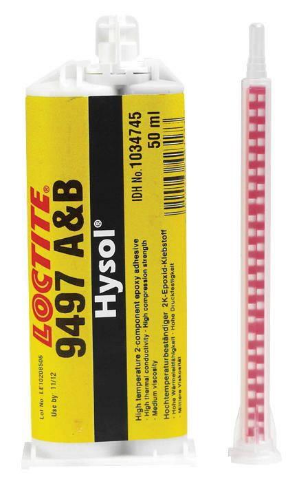 Epoxy adhesive LOCTITE EA 9497 50ml, Loctite - Epoxy Adhesives
