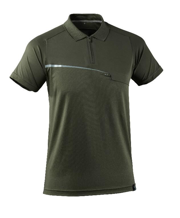 hot sale online a2d72 8ed4a Advanced Polo Shirt moss green 3XL, Mascot, mascot - T ...
