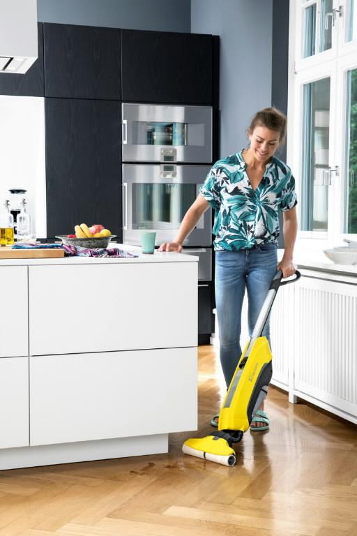 Põrandapesumasin FC 5 juhtmevaba