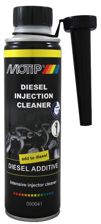 Diiselkütuse pihustite puhasti INJECTION CLEANER 300ml, Motip