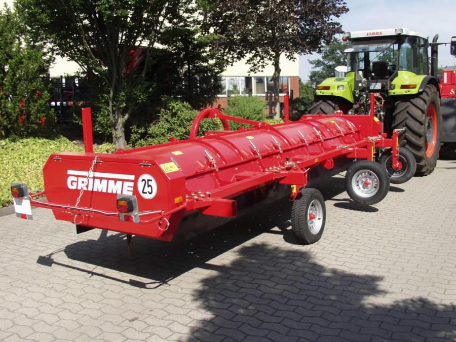 Haulm topper  KS 5400, Grimme