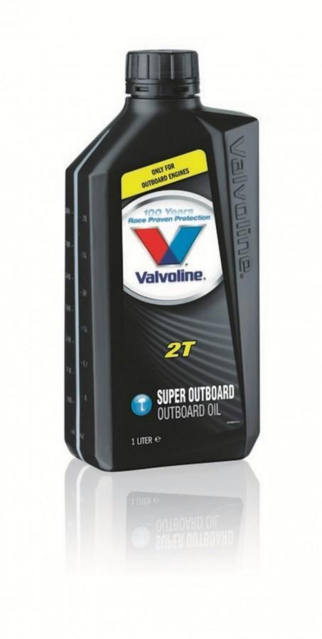 Alyva varikliui SUPER OUTBOARD 2T 1L, Valvoline