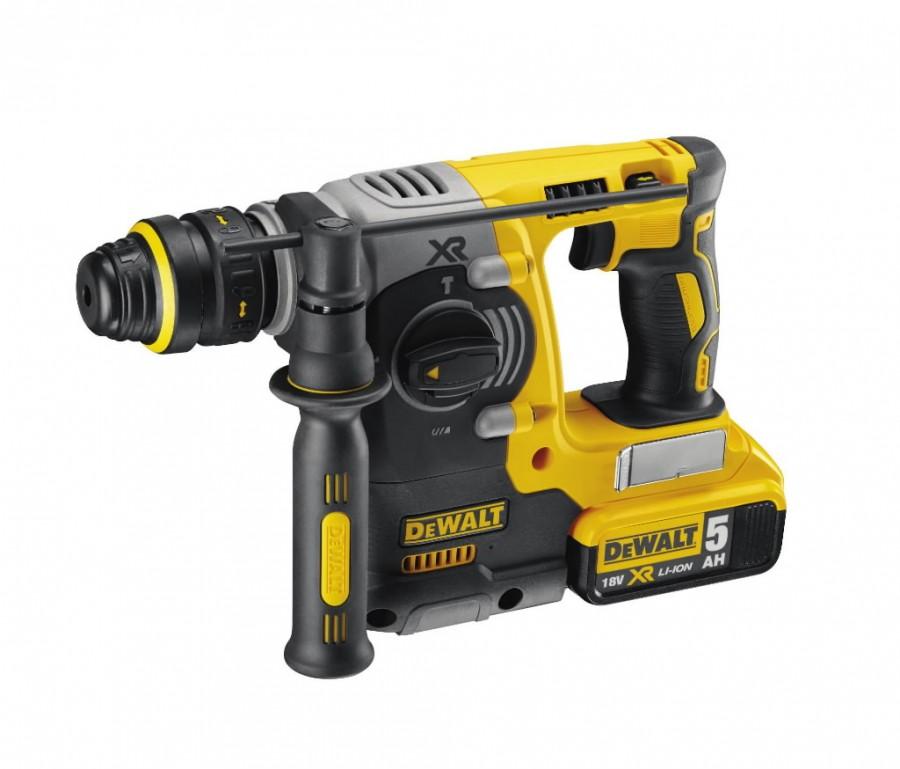 Rotary hammer DCH274P2, brushless, SDS+, 18V / 5,0Ah