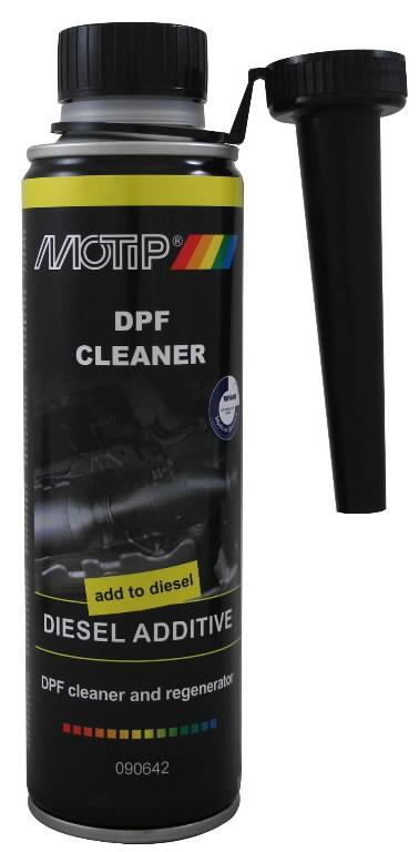 Diiselkütuse lisand DPF CLEANER 300ml, Motip