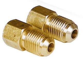 "Adaptor 1/4""""SAE F-5/16""""SAE M w. valve, Rothenberger"