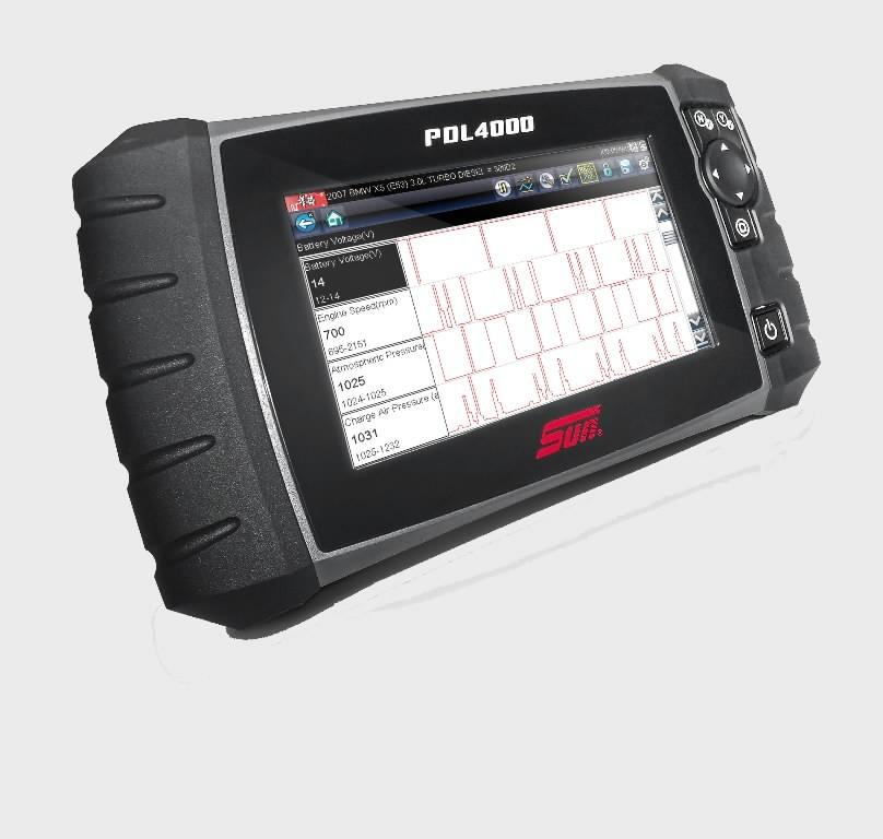 OBD tester SnapOn PDL 4000 International, SUN Diagnostics - OBD Diagnostic  tools