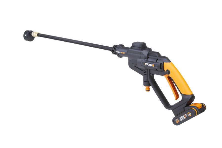 20 V Pesur Hydroshot, 22 bar max, WG620E, Worx