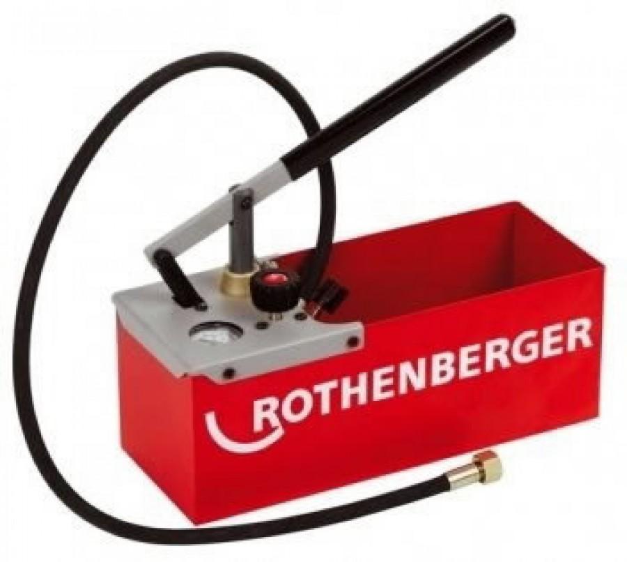survestuspump 25bar TP25, Rothenberger