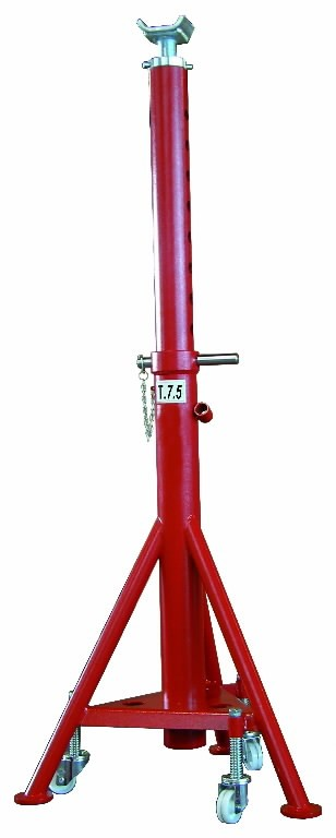 Teisaldatav pukk 7,5T, 130/205cm, Intertech